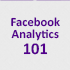 Facebook Analytics 101