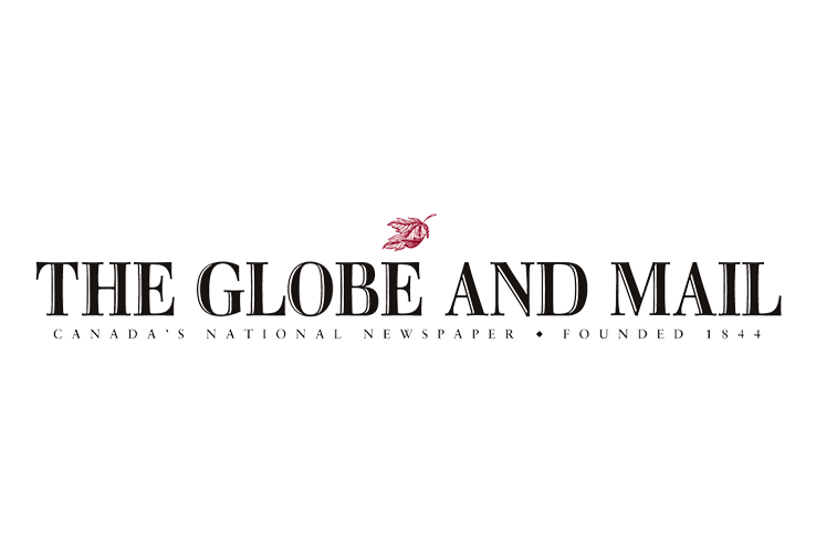 Globe and Mail Logo, from the best social media analytics tool Crowdbabble. Google analytics social media.
