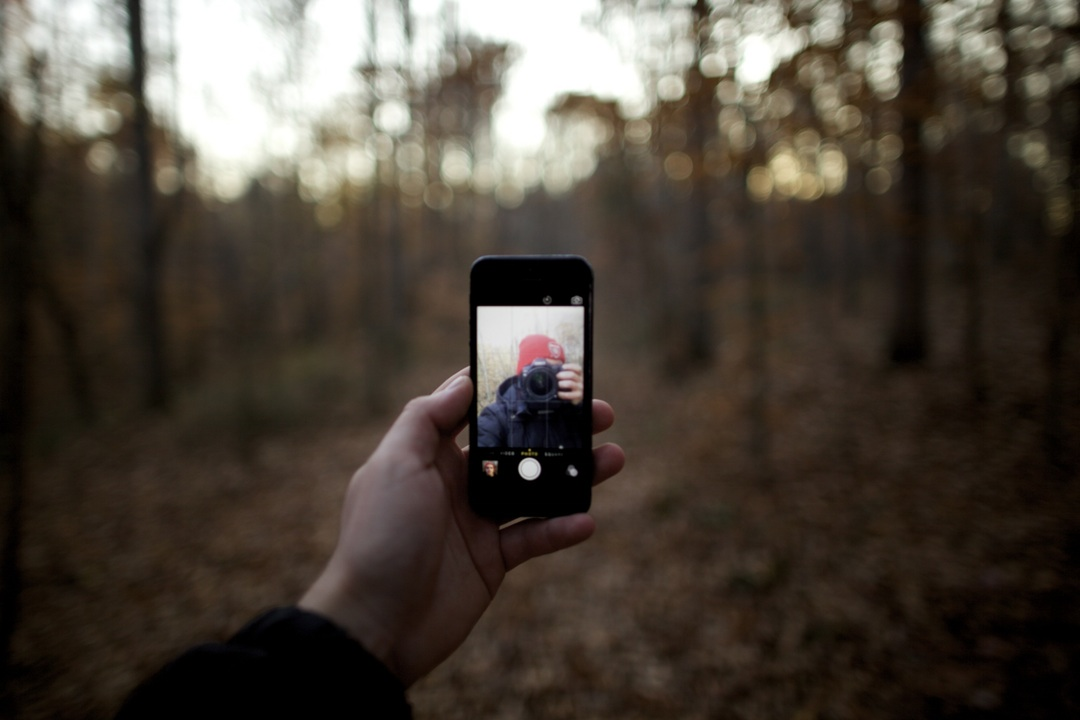 Selfie of a Selfie Photography Content Marketing Social Posting Crowdbabble Small Business