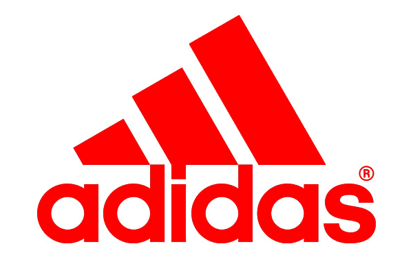 Adidas logo. Get the best social media analytics from Crowdbabble, google analytics social media.