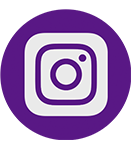 Instagram logo. Get the best social media analytics from Crowdbabble.