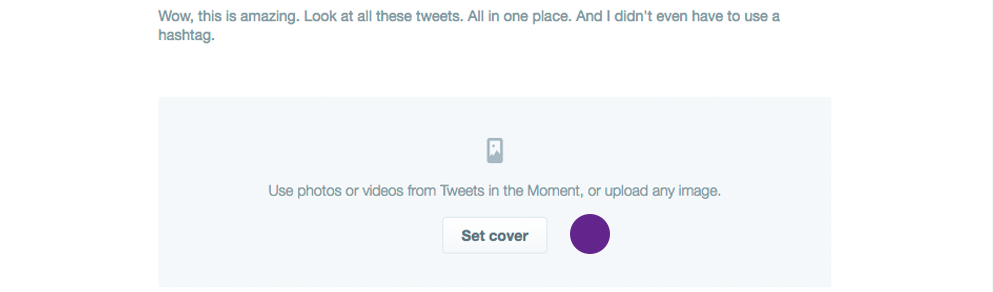 cover image dimensions Twitter moment screencap