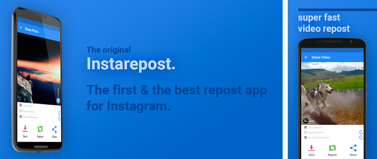 Best Repost Apps for Instagram | Crowdbabble